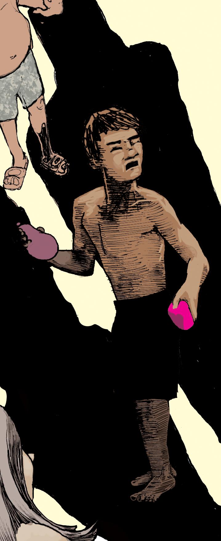 Monomania panel 29