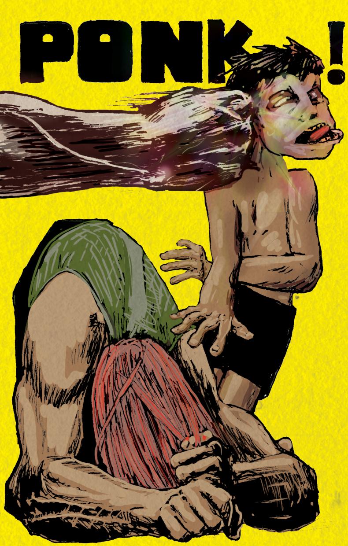 Monomania panel 37