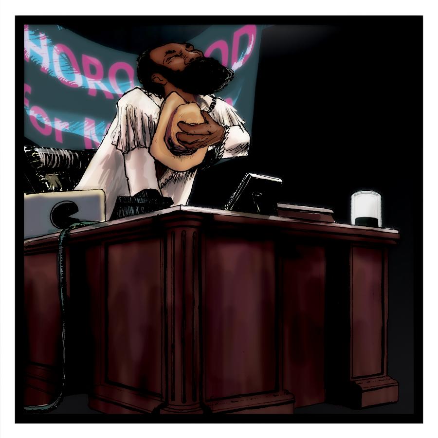 Monomania panel #50