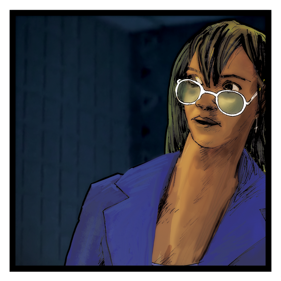 Monomania panel #51