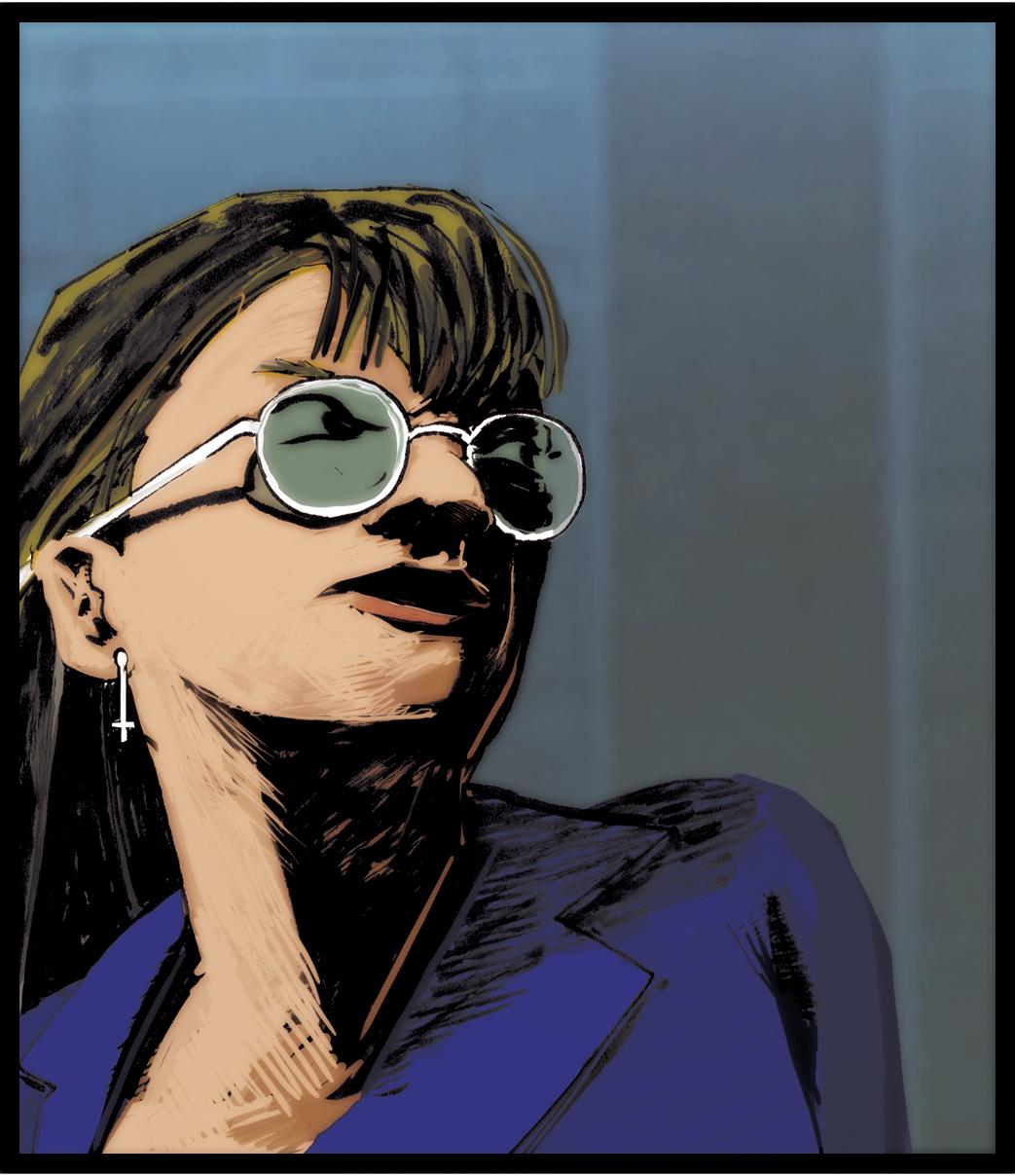 Monomania panel #54
