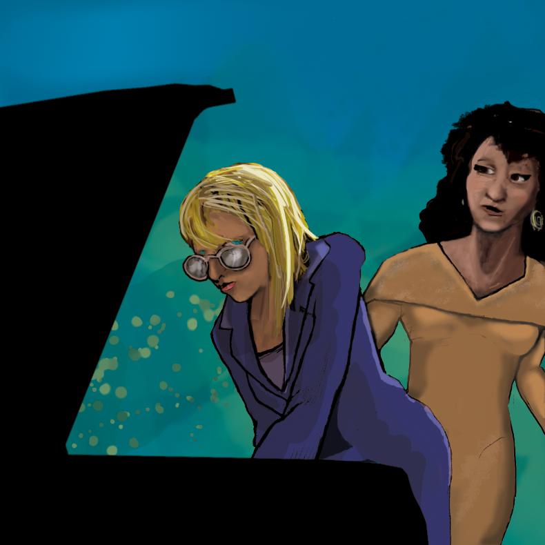 Monomania panel #73