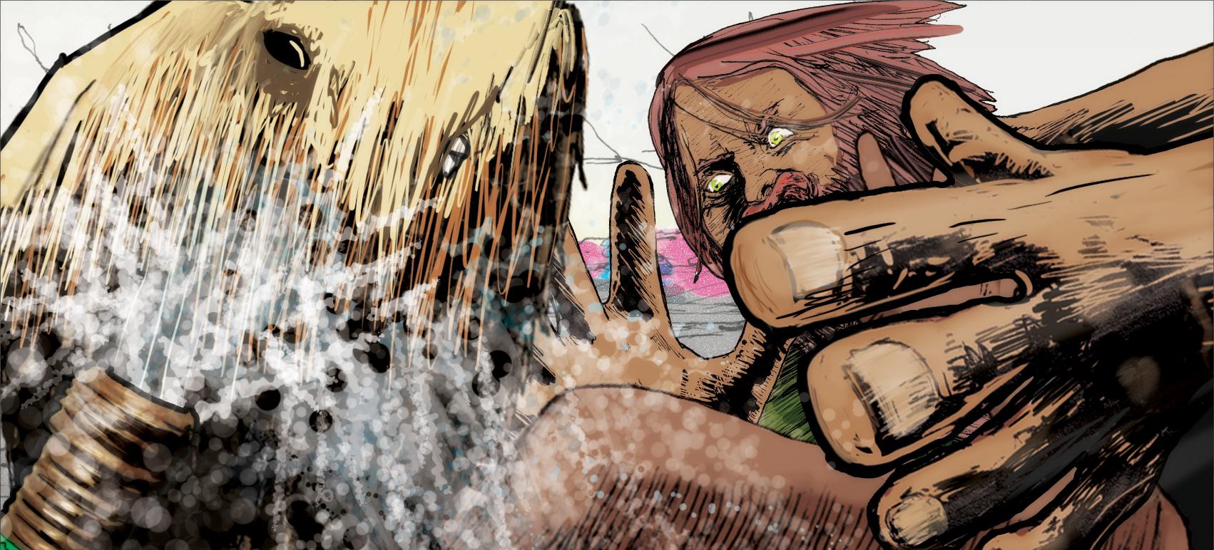 Monomania panel #90