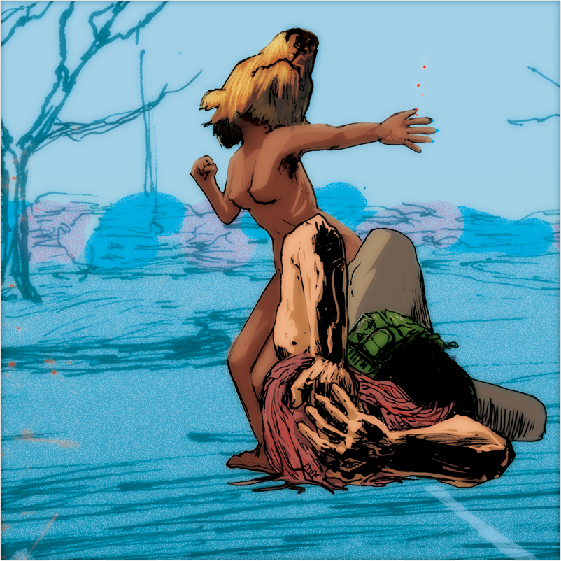Monomania panel #93