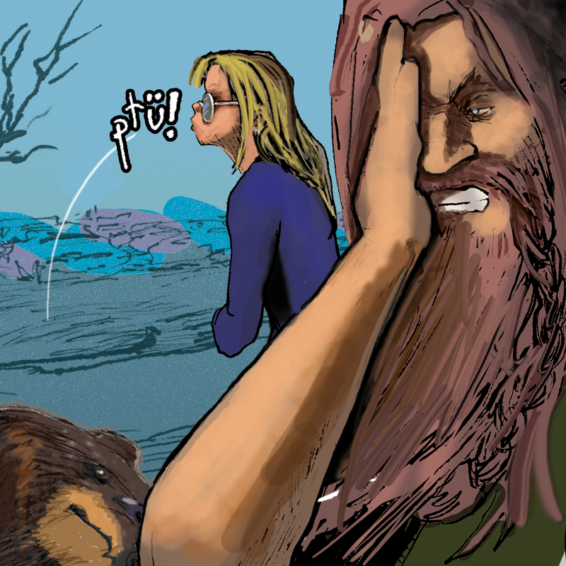 Monomania panel #102