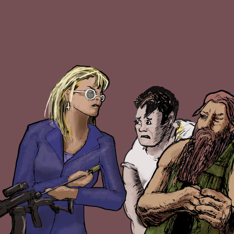 Monomania panel #113