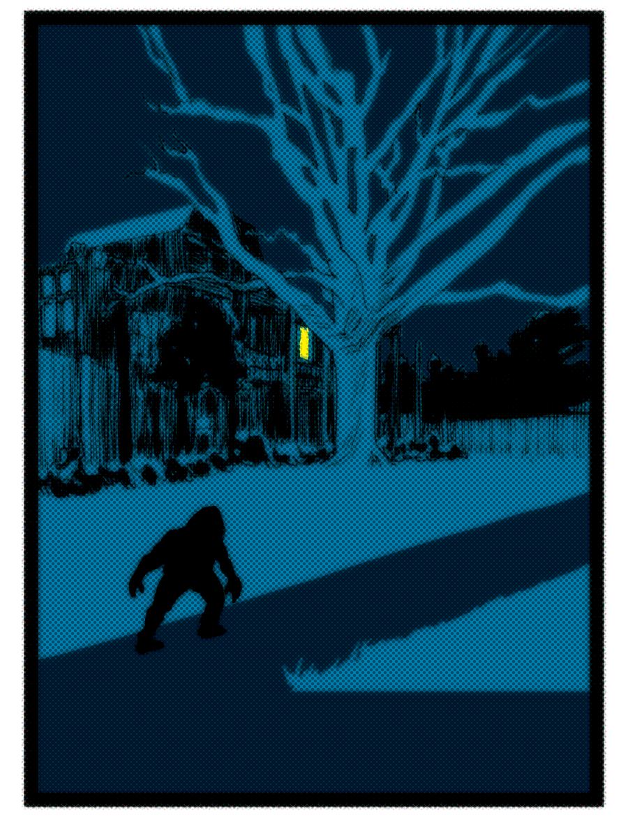 Monomania panel #124