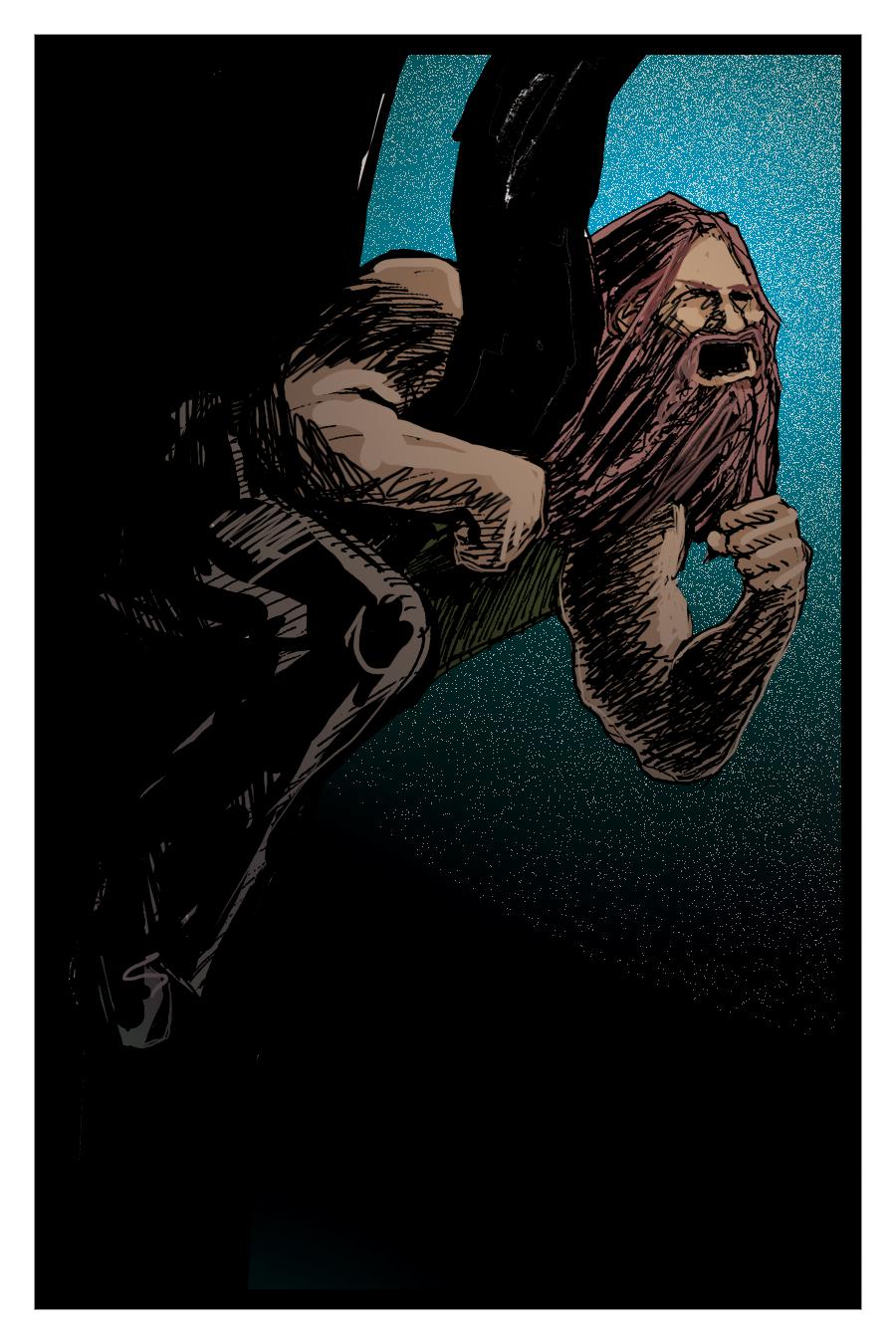 Monomania panel #133