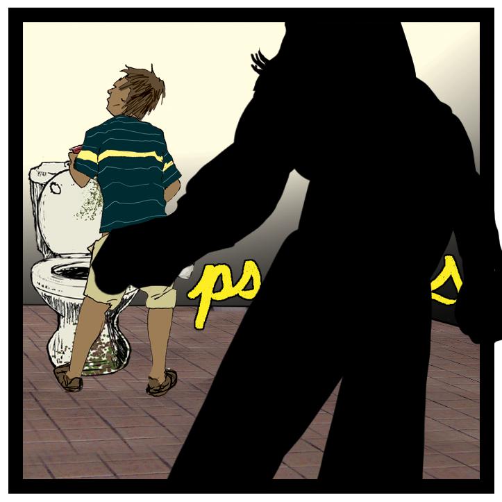 Monomania panel #145