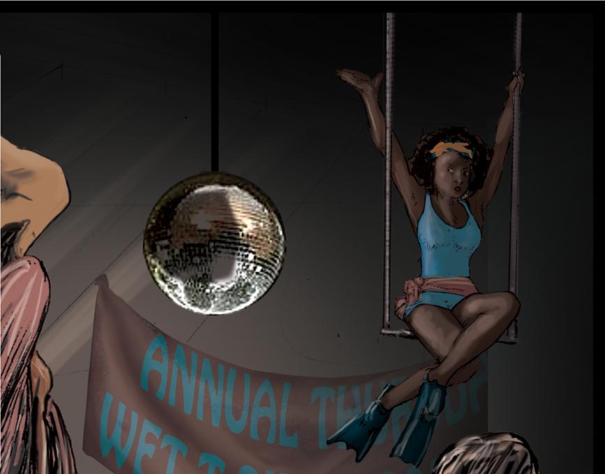 Monomania panel #146