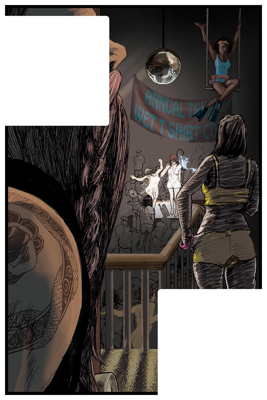 Monomania panel #147