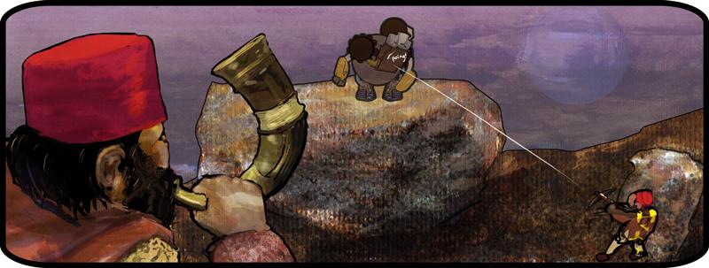 Dwarf Fortress Fan Art #3