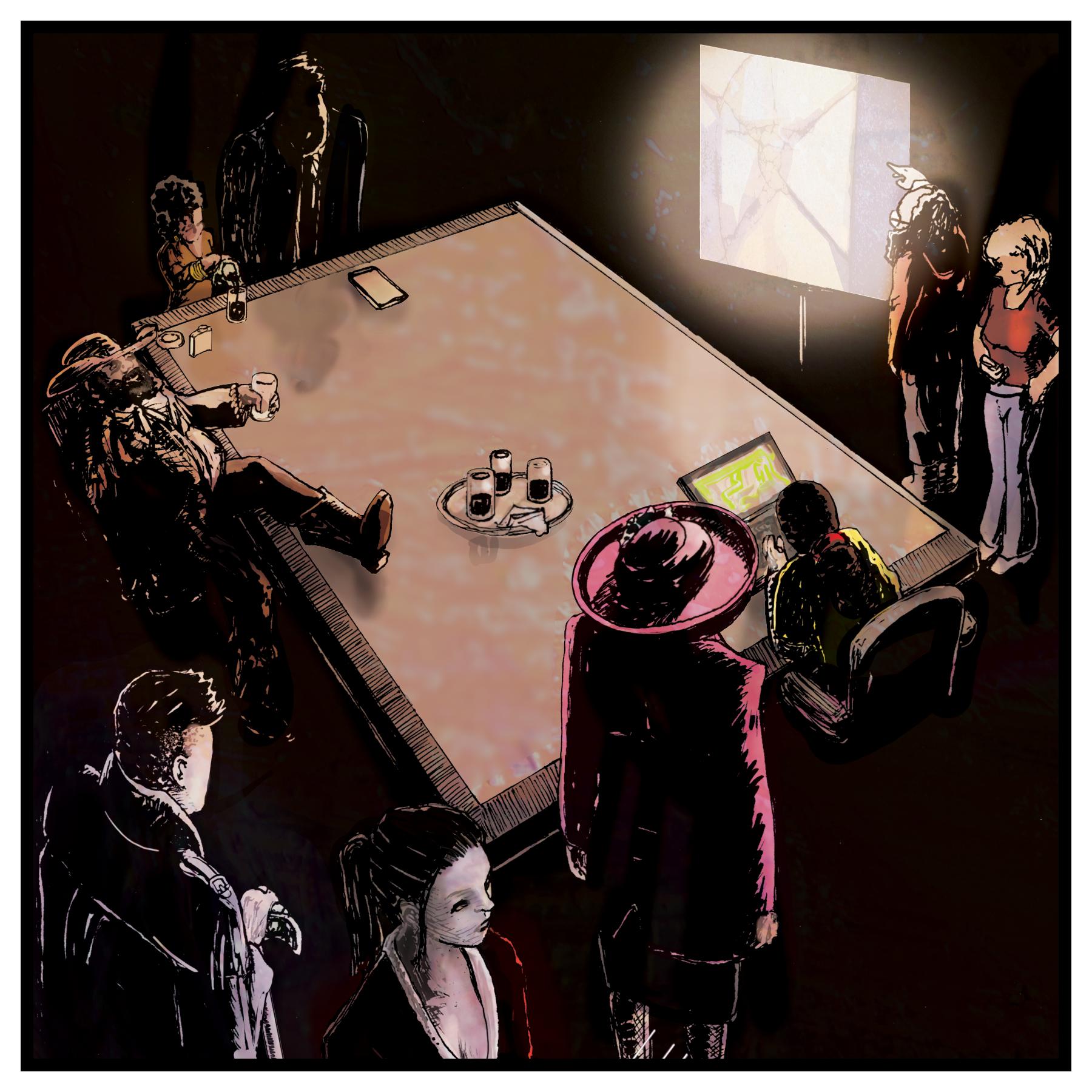 Monomania panel threeeeee