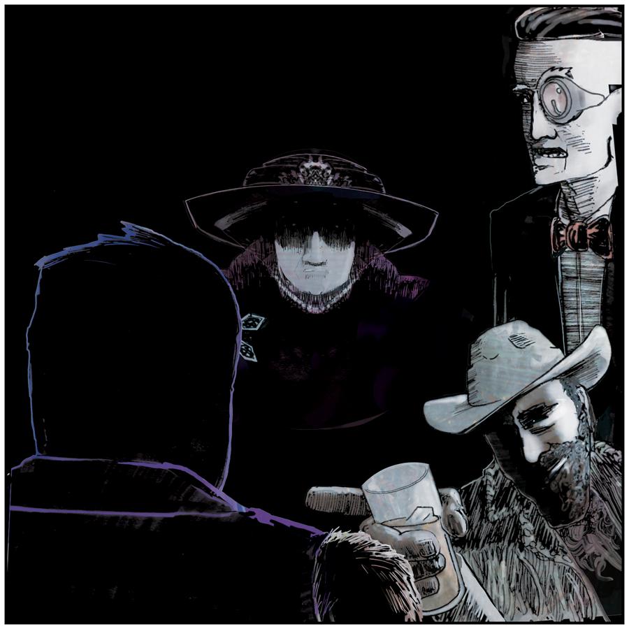 Monomania panel five