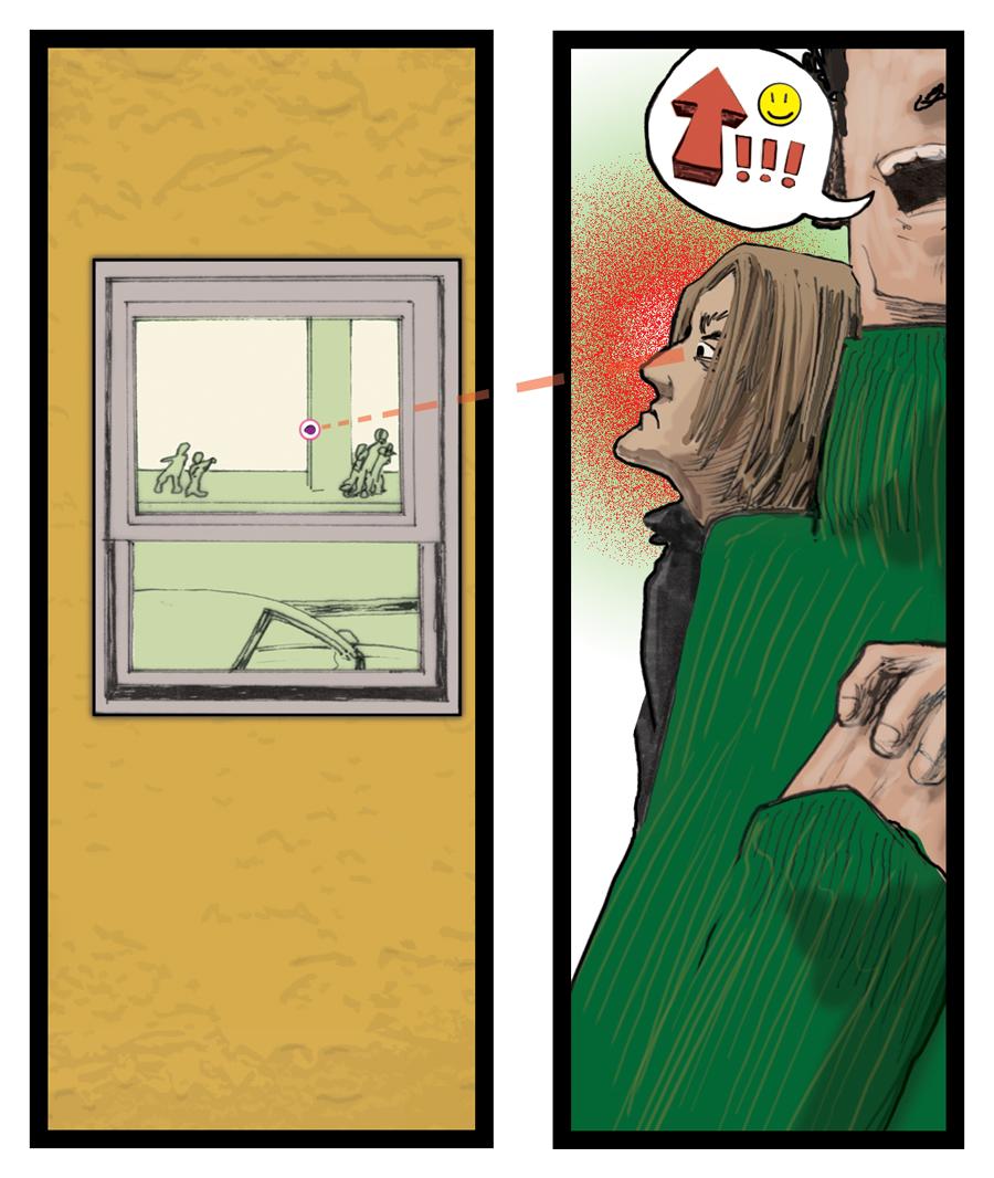 Monomania panel 18 and good ol' Cap