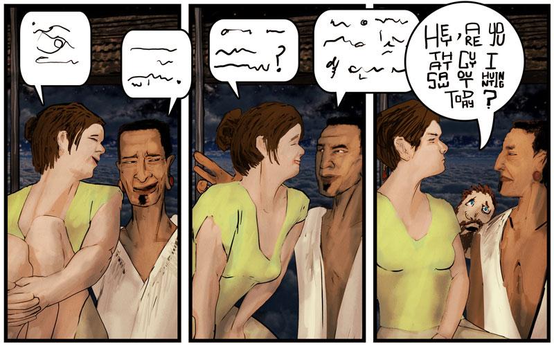 Monomania panel #64
