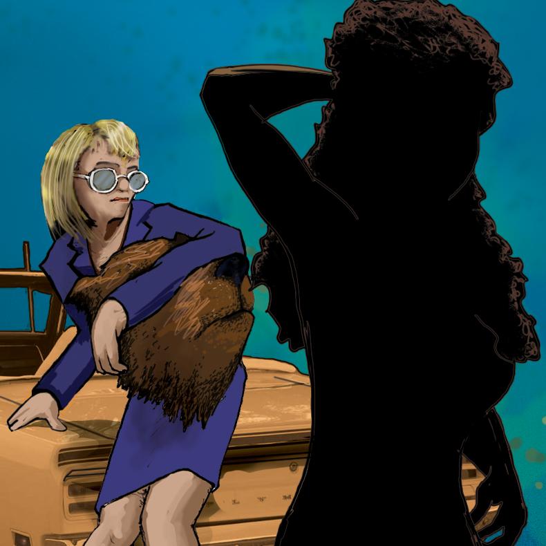Monomania panel #74