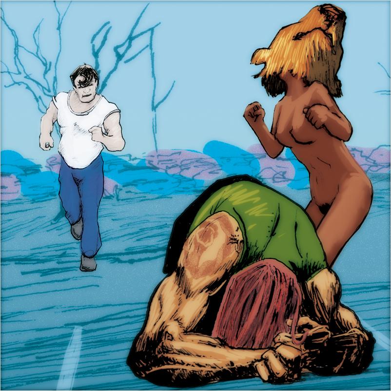Monomania panel #95