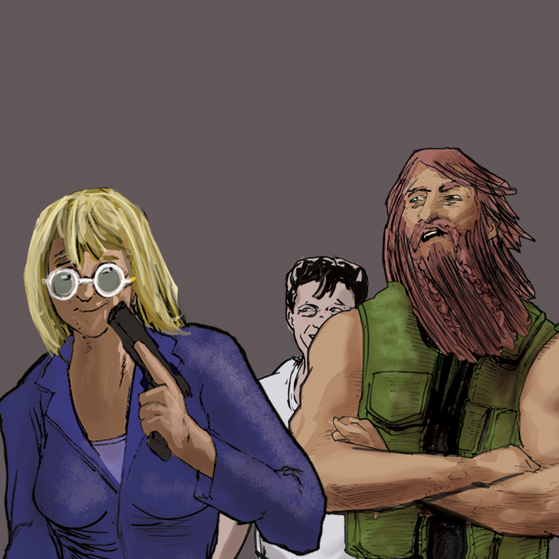 Monomania panel #108