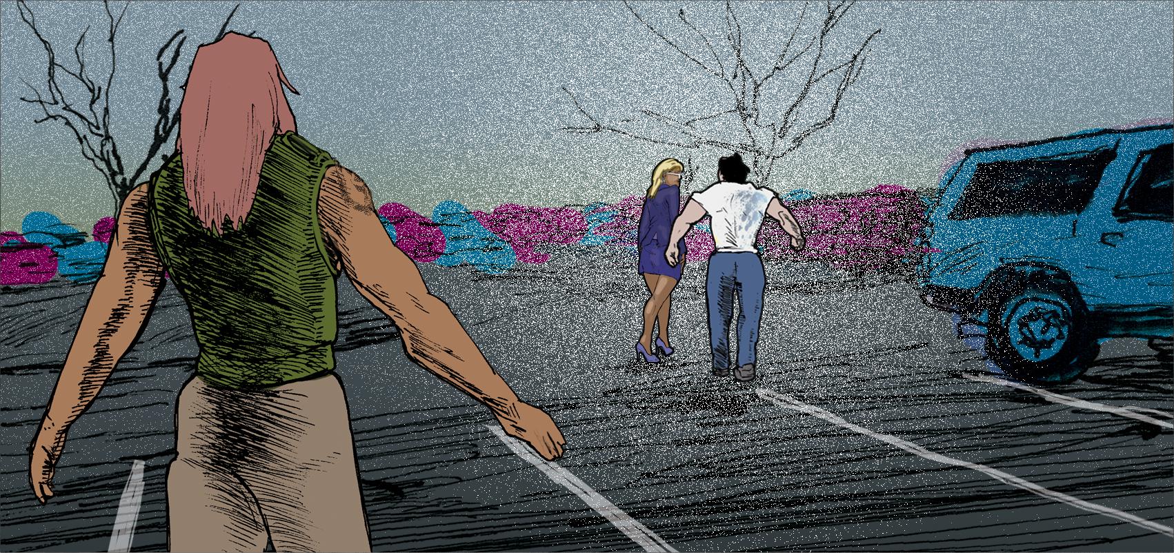 Monomania panel #116