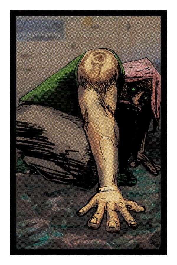 Monomania panel #142