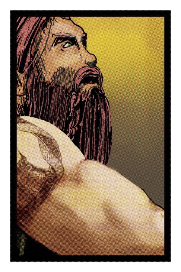 Monomania panel #143