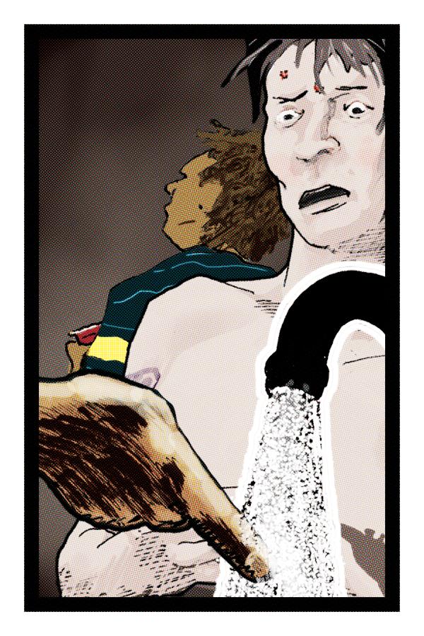 Monomania panel #144