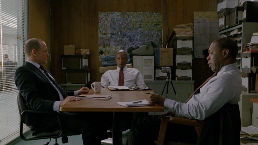 "Papania: ""So Cohle was trying to keep it from the task force."""