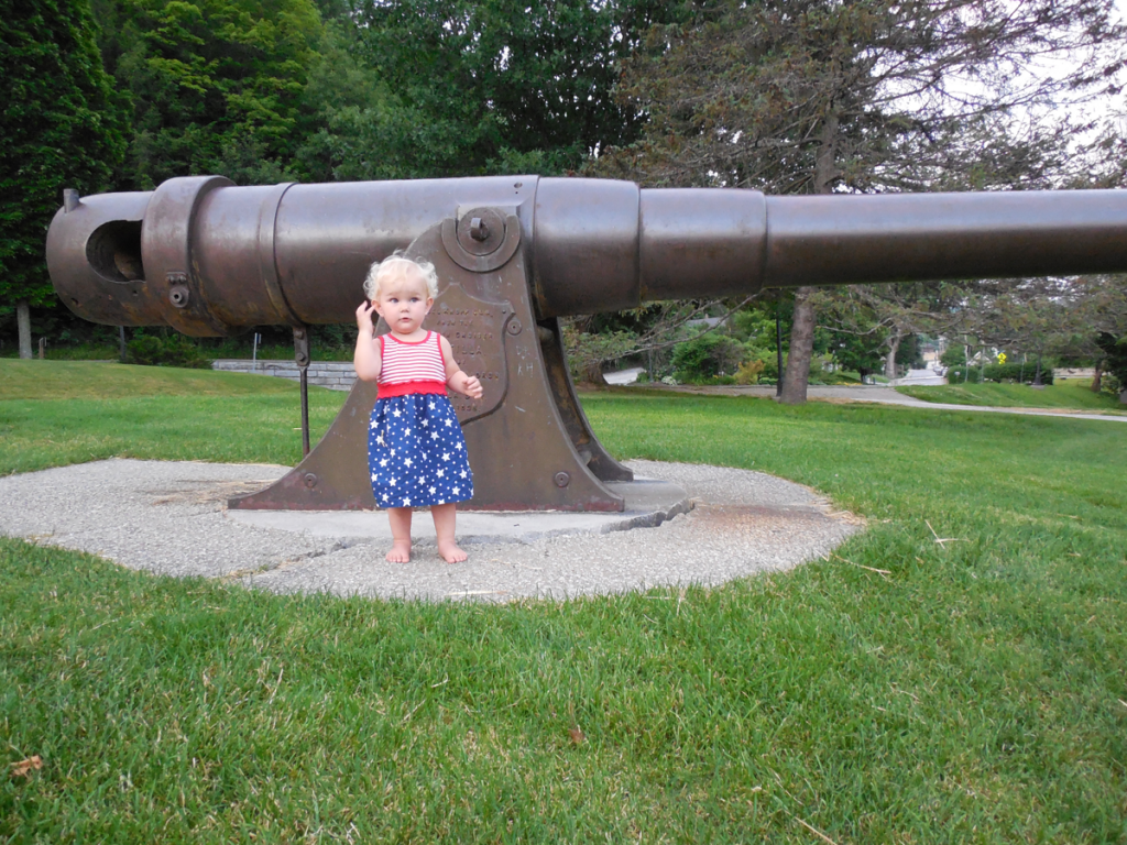 Amelia is not so sure about the past uses of American power