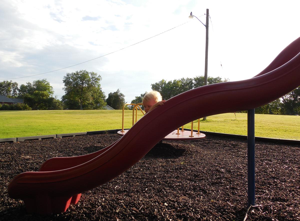 amelia slide kansas july 2014