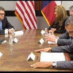 Rick Perry meets his nemesis, humor.