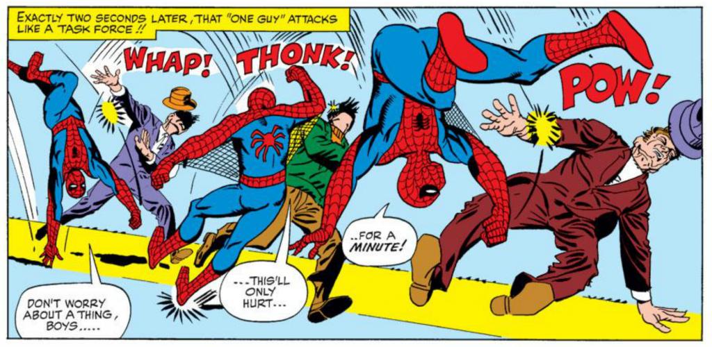 steve-ditko-amazing-spider-man-161