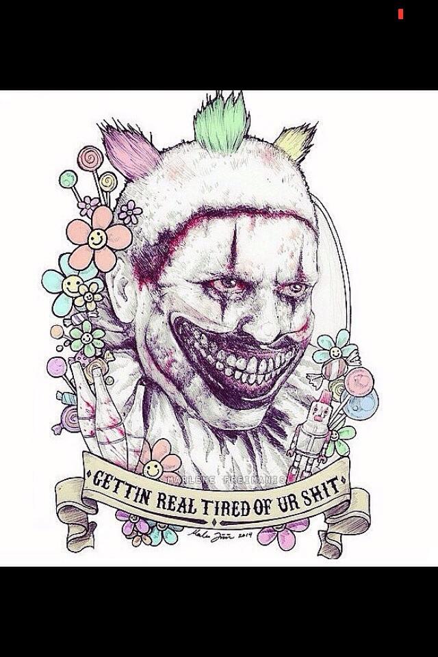 American Horror Story s04 tumblr art (3)