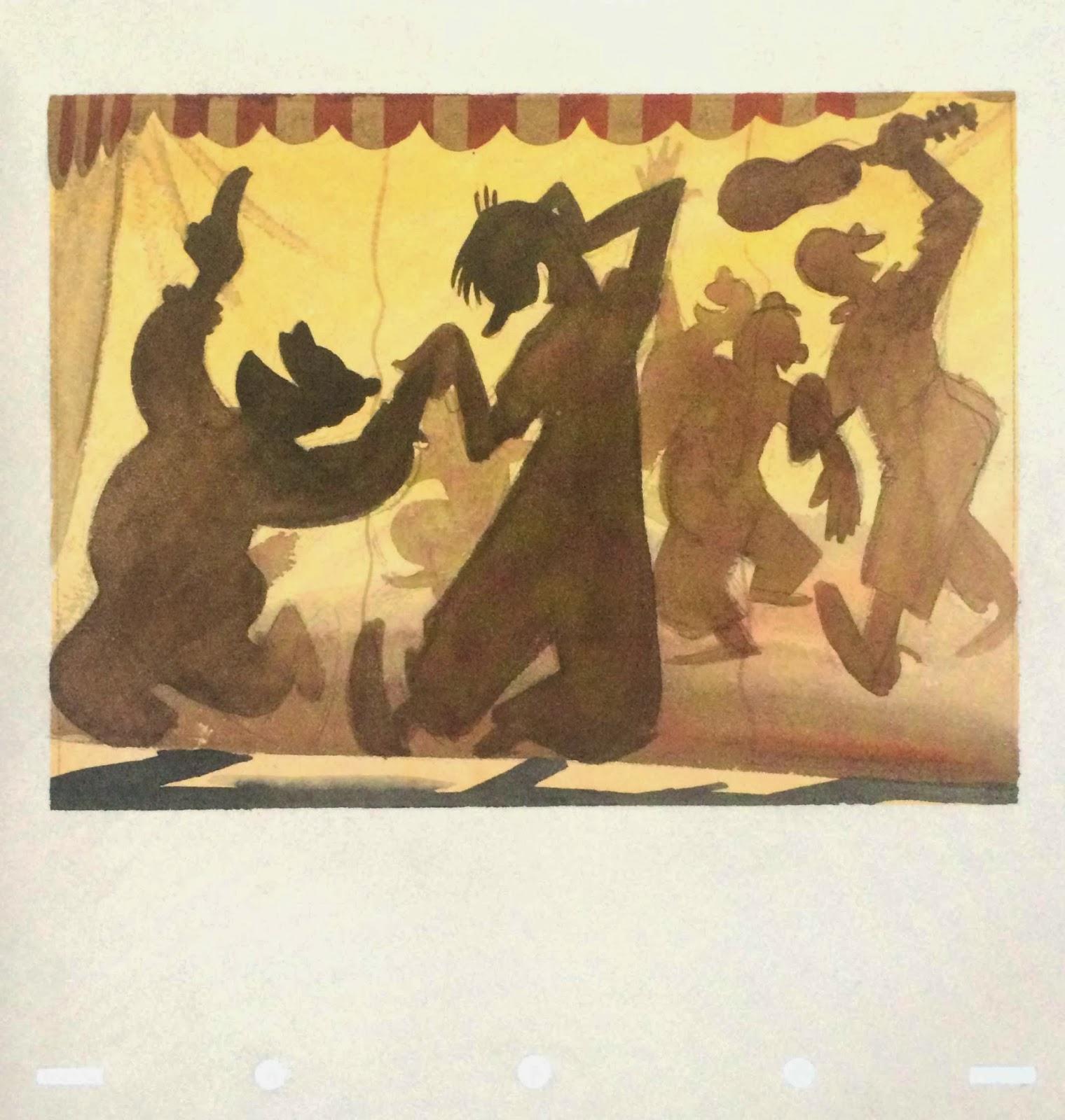 dumbo silhouettes