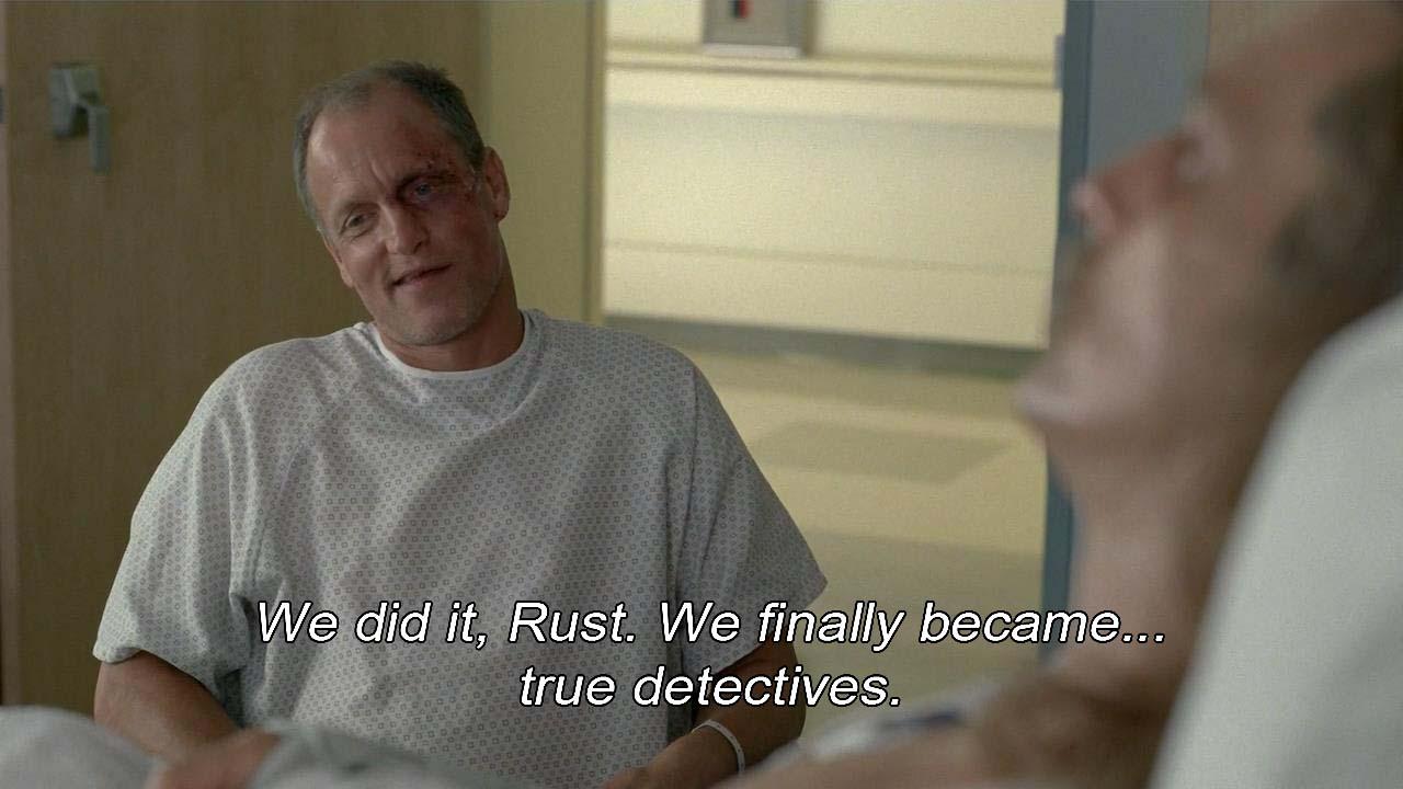 True Detective:  Opening Credits